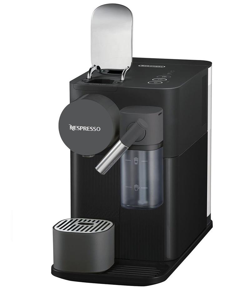 by Delonghi Lattissima One Capsule Coffee Machine Matt Black EN500B image 7