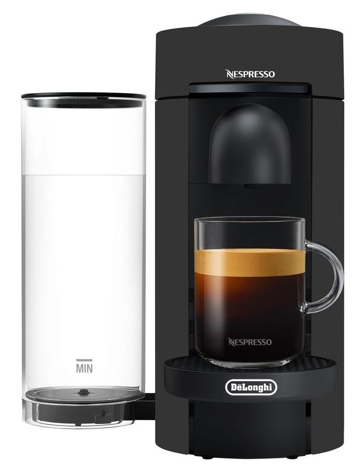 by Delonghi VertuoPlus Deluxe Capsule Coffee Machine Matte Black ENV155BMAE image 2