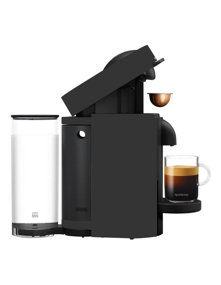 by Delonghi VertuoPlus Deluxe Capsule Coffee Machine Matte Black ENV150BMAE image 3