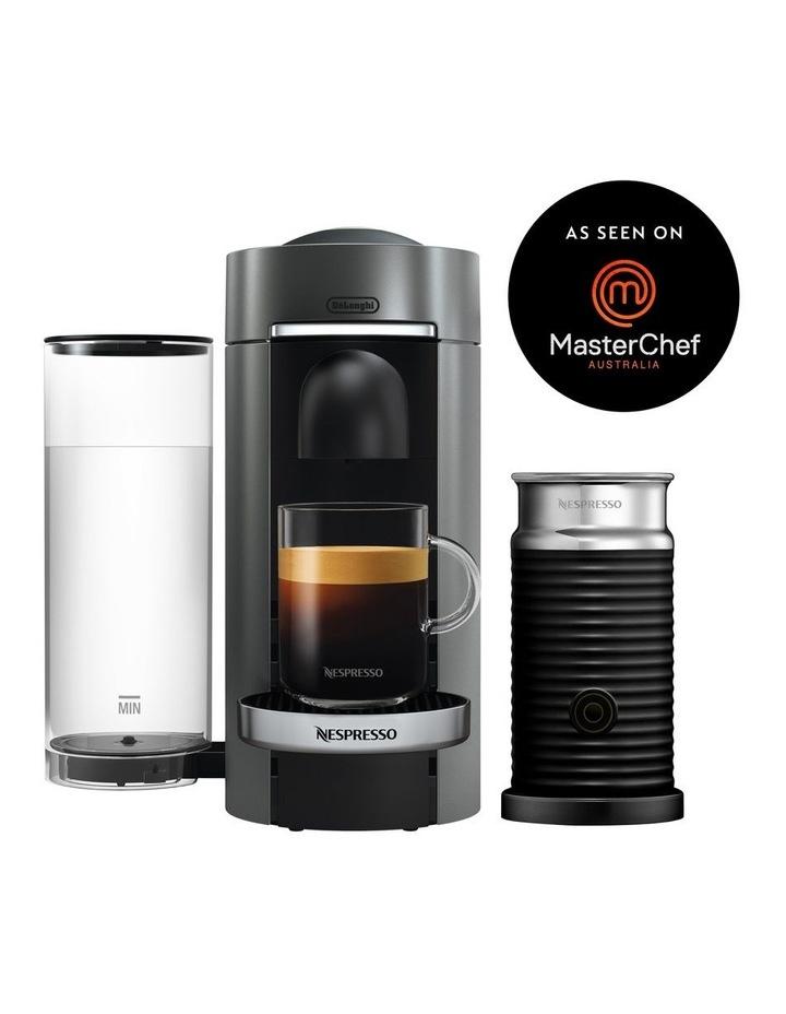 VertuoPlus & Milk Capsule Coffee Machine: Titan ENV155TAE image 1