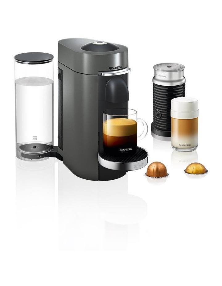 by Delonghi VertuoPlus & Milk Capsule Coffee Machine Titan ENV155TAE image 3