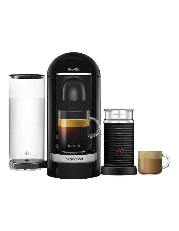 by Breville VertuoPlus & Milk Capsule Coffee Machine Black BNV450BLK image 1