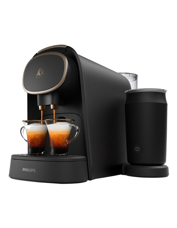 L'Or Barista Capsule Machine Latte Premium Black LM8018/90 image 2