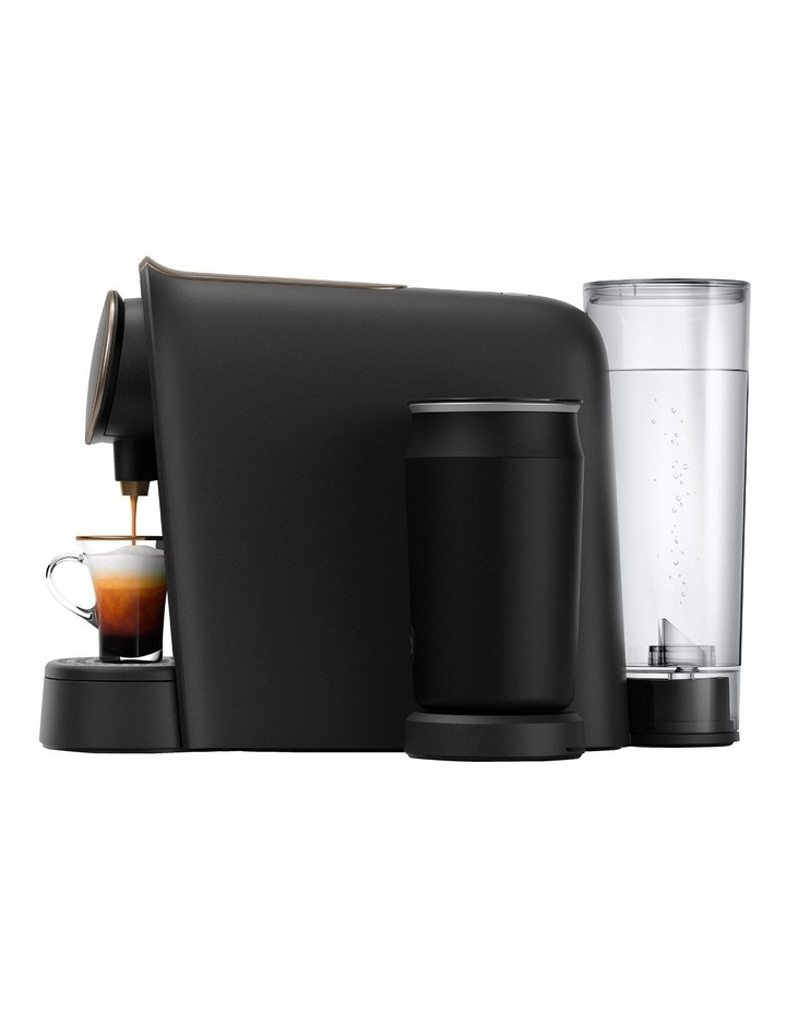 L'Or Barista Capsule Machine Latte Premium Black LM8018/90 image 3