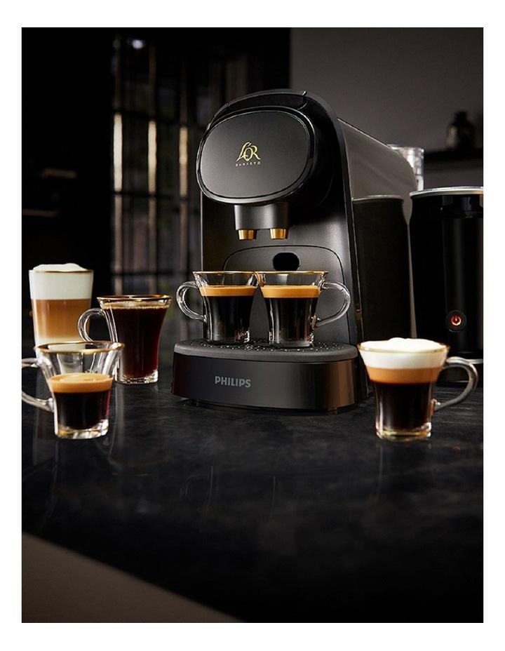 L'Or Barista Capsule Machine Latte Piano Noir LM8014/60 image 5