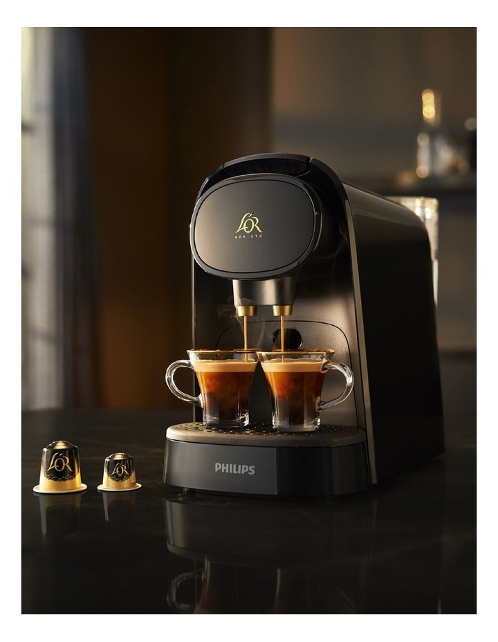 L'Or Barista Capsule Machine Piano Noir LM8012/60 image 5