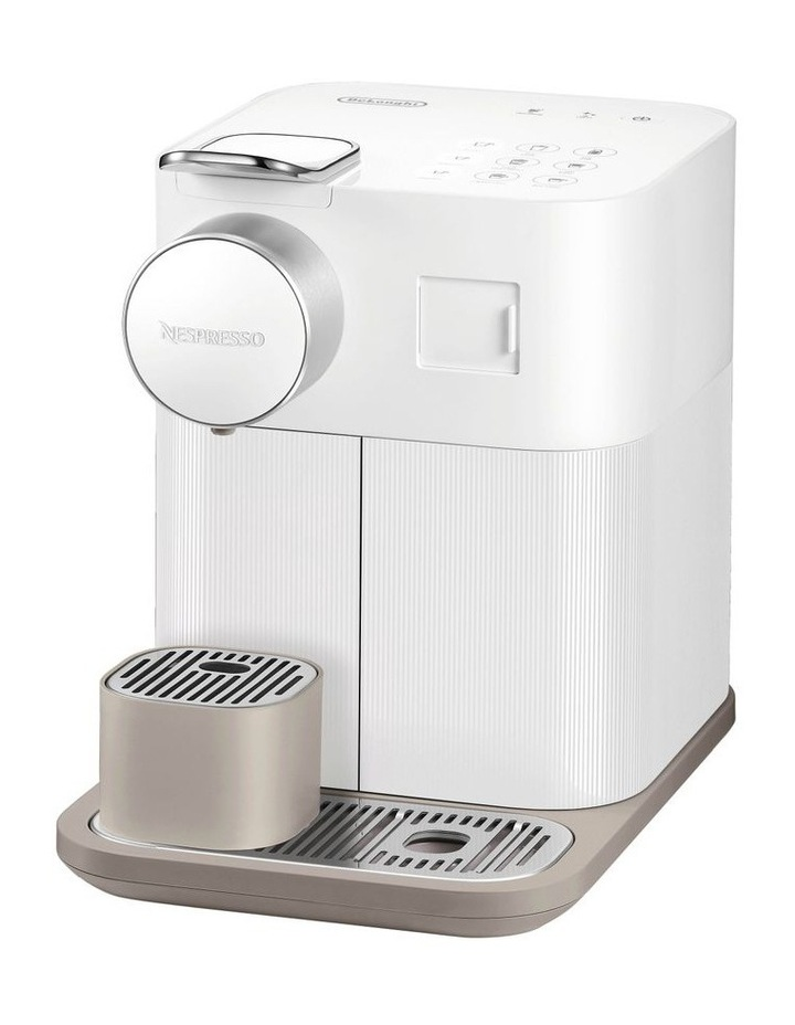 Nespresso Gran Lattissima Capsule Coffee Machine White EN650W image 1
