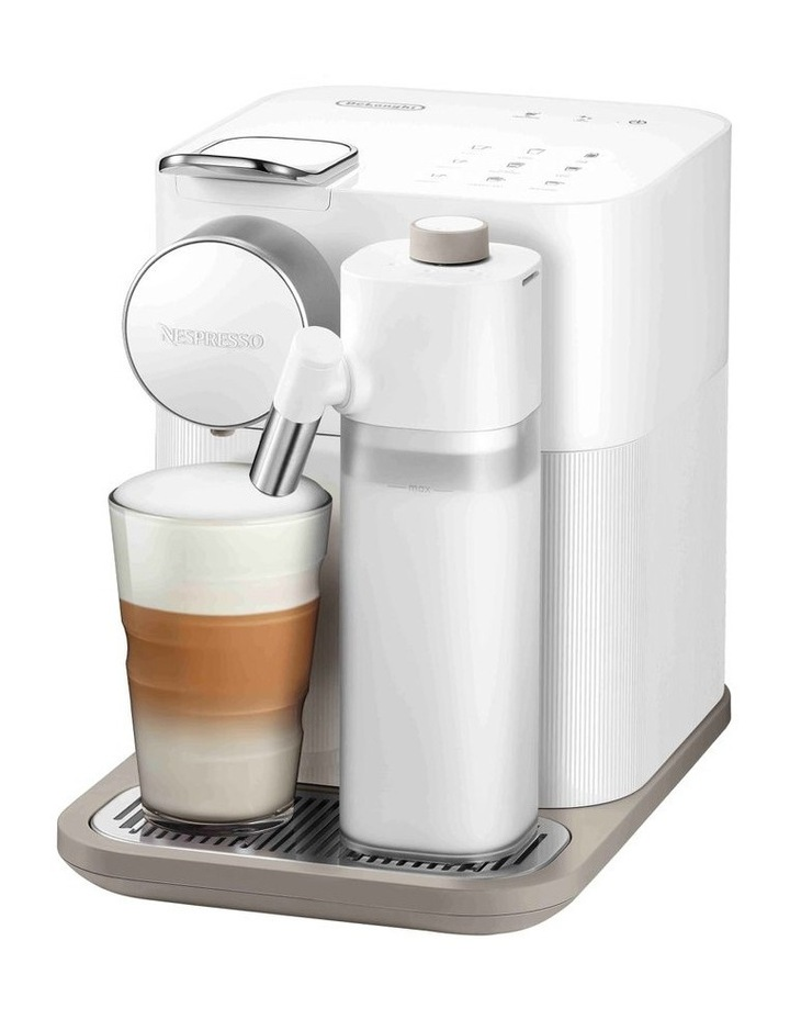 Nespresso Gran Lattissima Capsule Coffee Machine White EN650W image 5