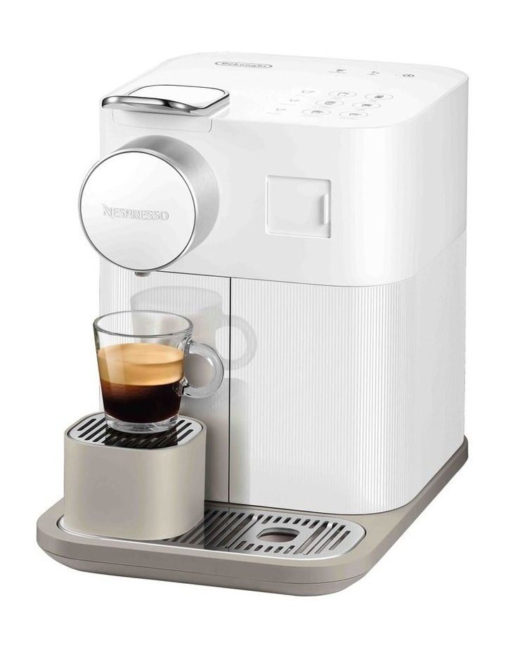 Nespresso Gran Lattissima Capsule Coffee Machine White EN650W image 6