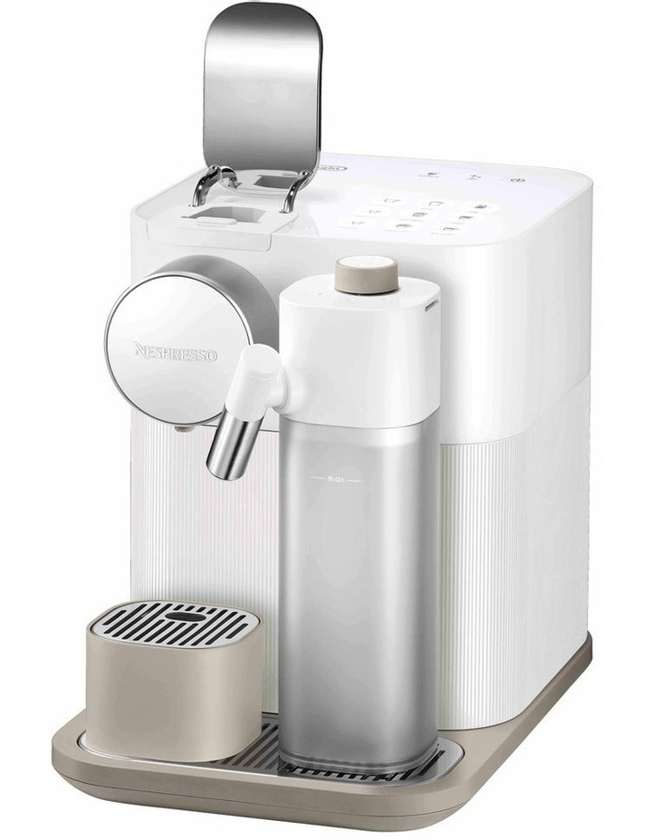 Nespresso Gran Lattissima Capsule Coffee Machine in White EN650W image 7