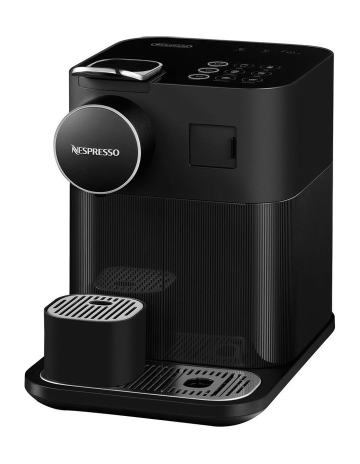 by Delonghi Gran Lattissima Capsule Coffee Machine Black EN650B image 3