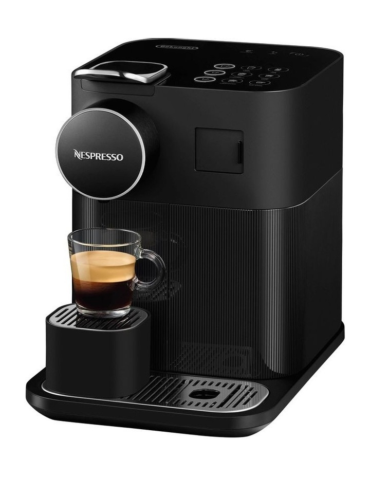 by Delonghi Gran Lattissima Capsule Coffee Machine Black EN650B image 5