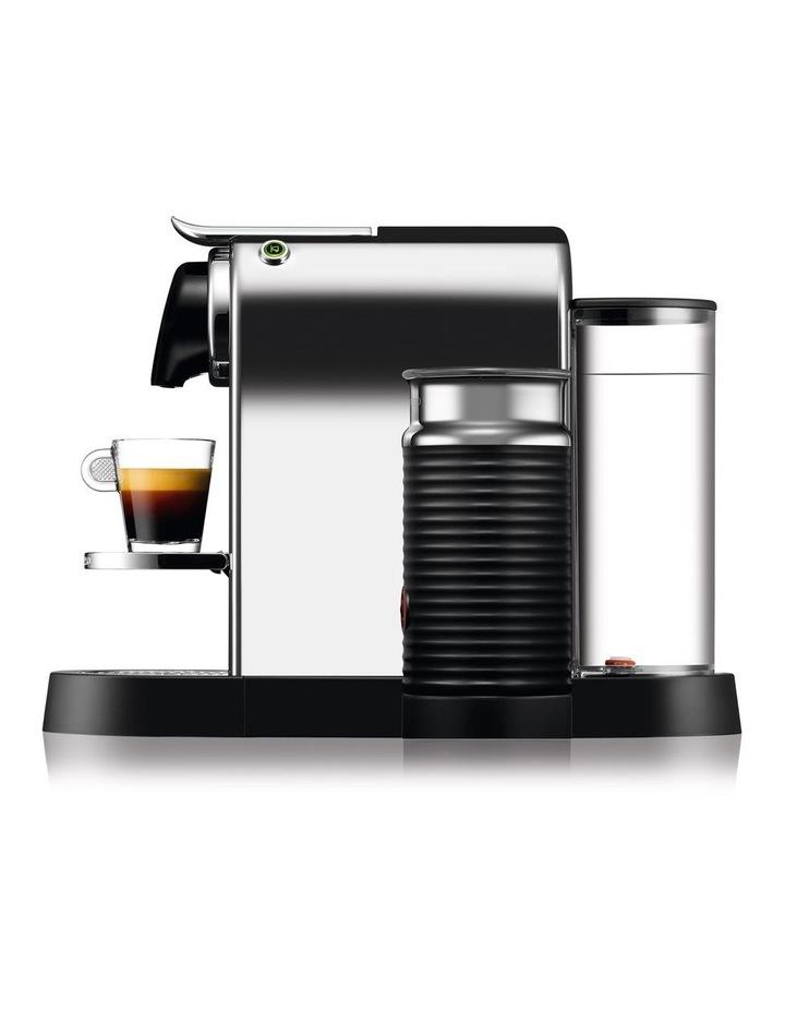 by Breville Citiz & Milk Capsule Coffee Machine Chrome BEC660CRO image 2