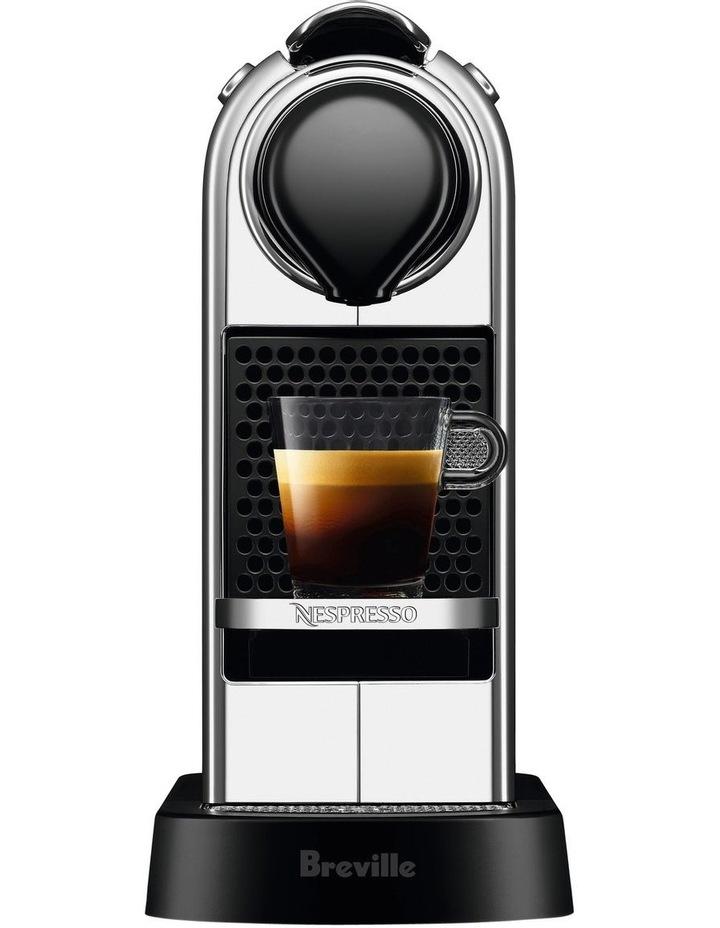 by Breville Citiz Capsule Coffee Machine Chrome BEC630CRO image 1