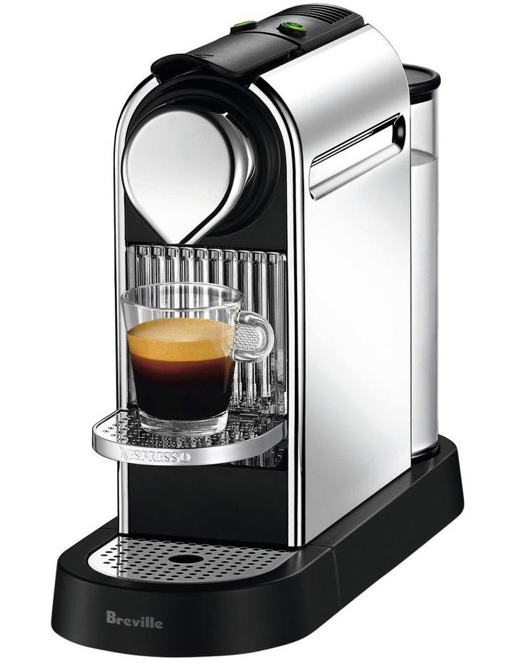 by Breville Citiz Capsule Coffee Machine Chrome BEC630CRO image 2