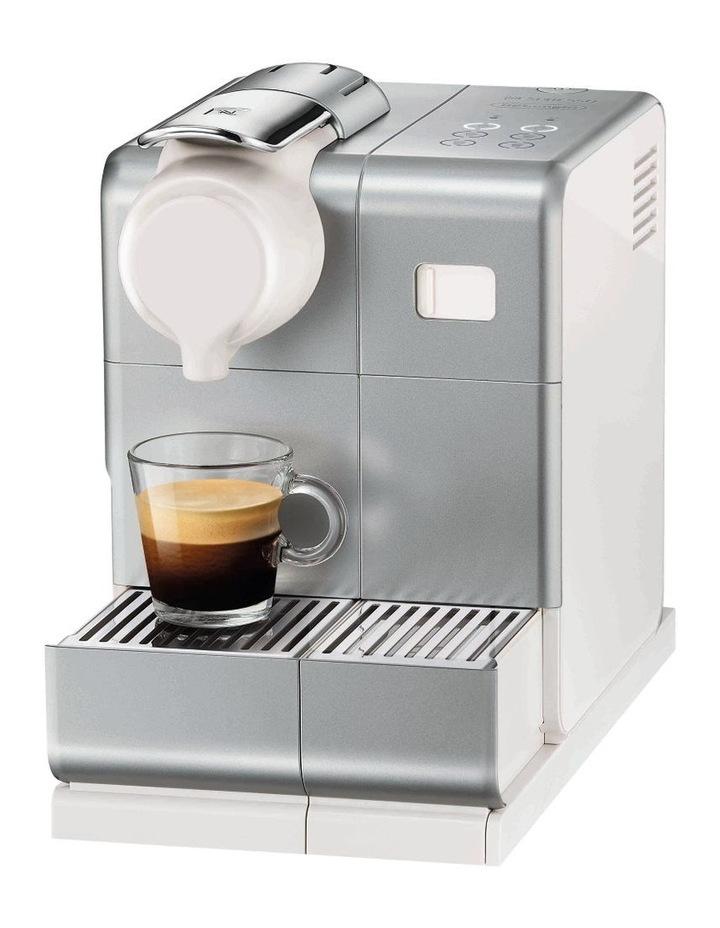 Delonghi Nespresso Lattissima Touch Coffee Machine Silver EN560S image 1