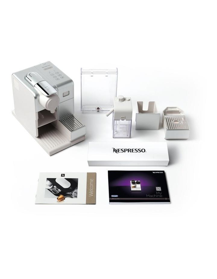 Delonghi Nespresso Lattissima Touch Coffee Machine Silver EN560S image 2