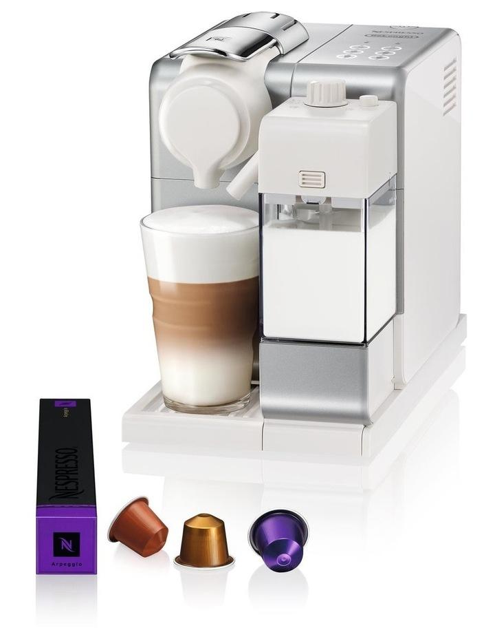 Delonghi Nespresso Lattissima Touch Coffee Machine Silver EN560S image 5
