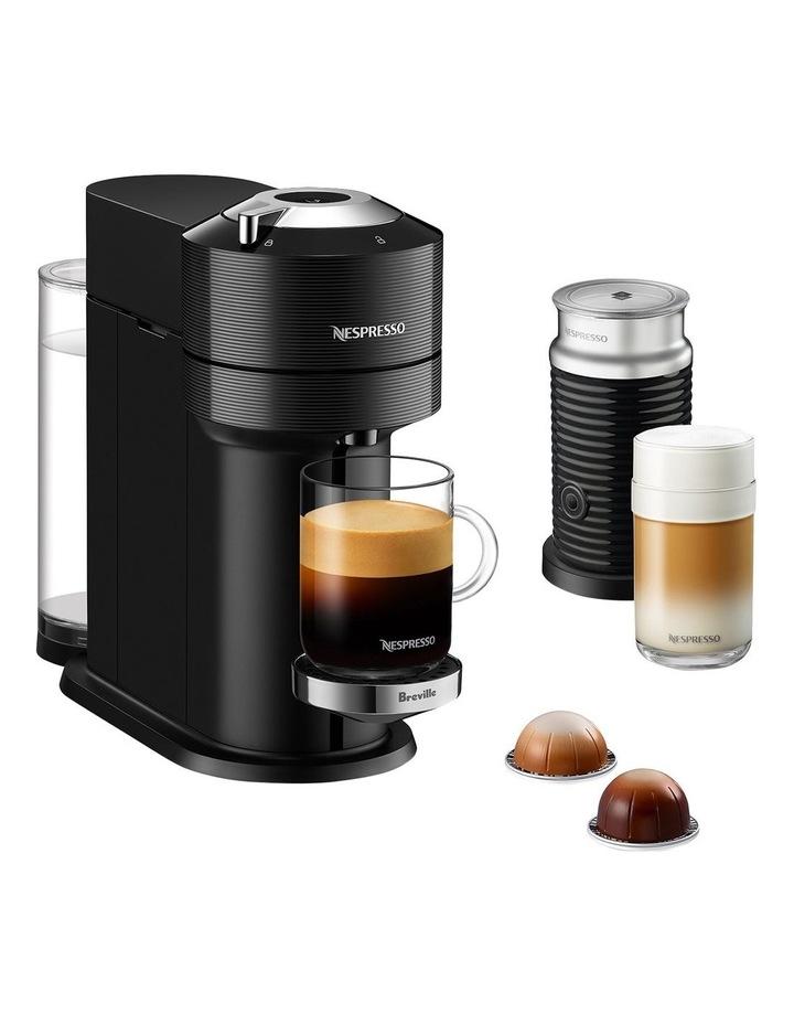 by Breville Vertuo Next Premium Capsule Coffee Machine Black BNV560BLK image 1
