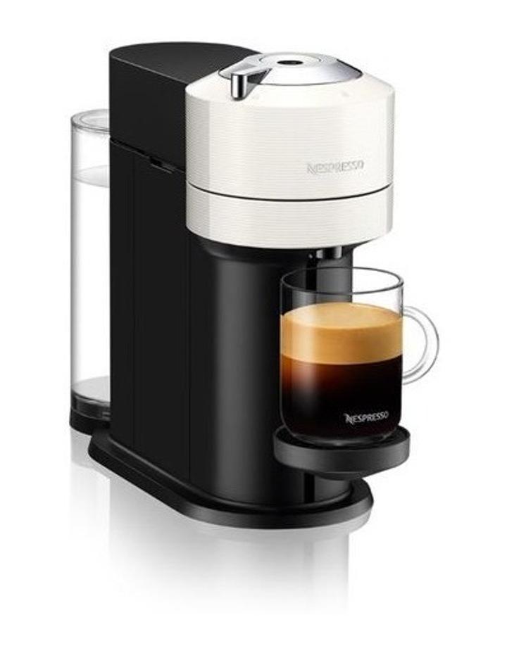 by De'Longhi Vertuo Next Solo capsule coffee machine White ENV120W image 1
