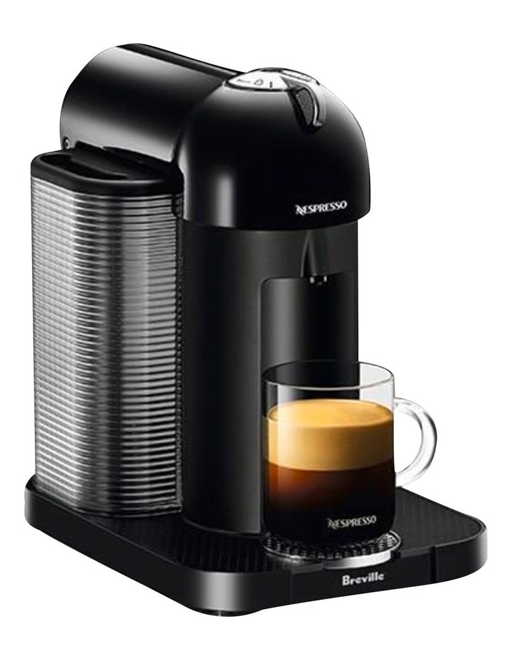 by Breville Vertuo Capsule Coffee Machine Black BNV220BLK image 2