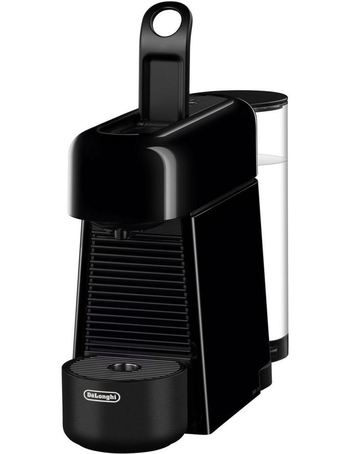 by Del'Longhi Essenza Plus & Milk Capsule Coffee Machine Black EN200BAE image 2