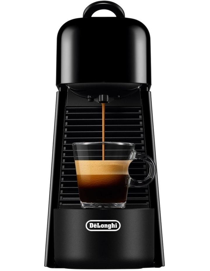 by Del'Longhi Essenza Plus & Milk Capsule Coffee Machine Black EN200BAE image 3