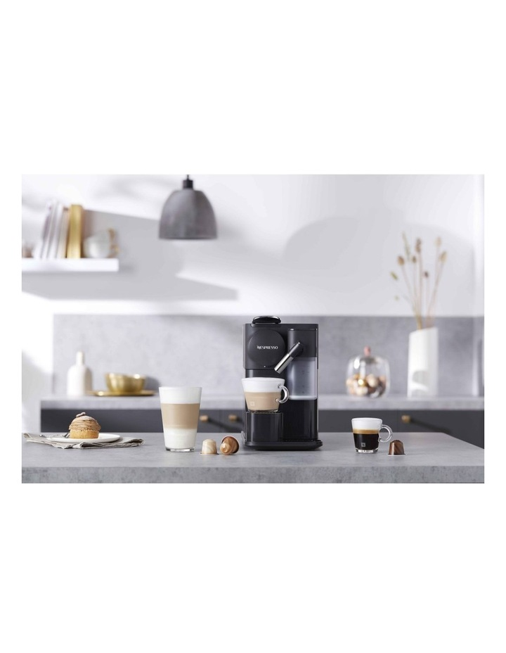 Lattissima One Black Nespresso Machine EN510B image 6