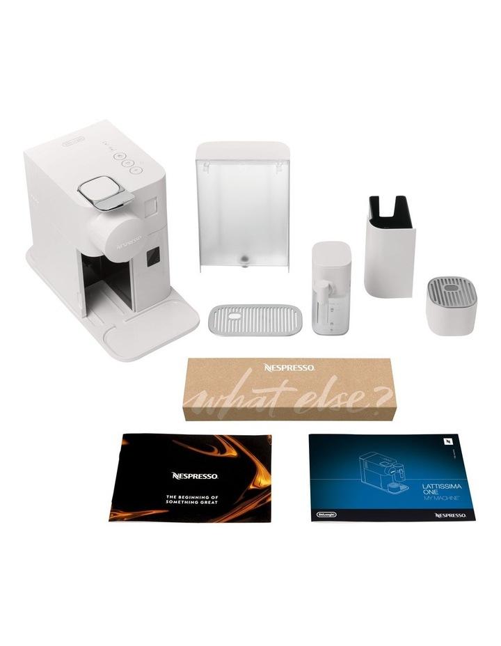Lattissima One White Nespresso Machine EN510W image 7