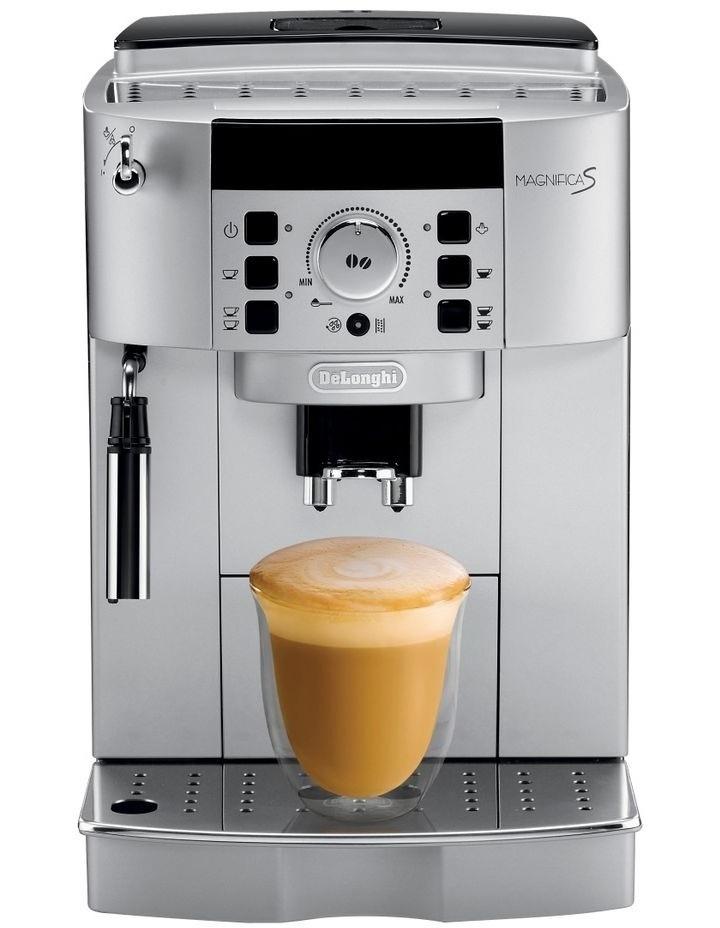 Magnifica S Fully Automatic Coffee Machine Silver ECAM22110SB image 1