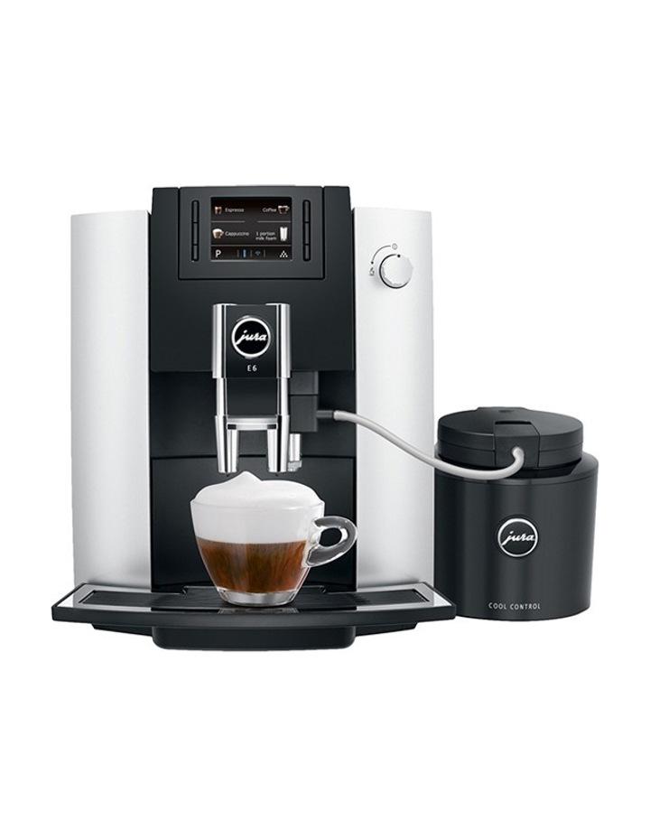 Jura E6 Platinum Automatic Coffee Machine 15079 Myer