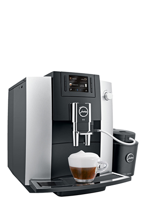 Jura - E6 Platinum Automatic Coffee Machine 15079