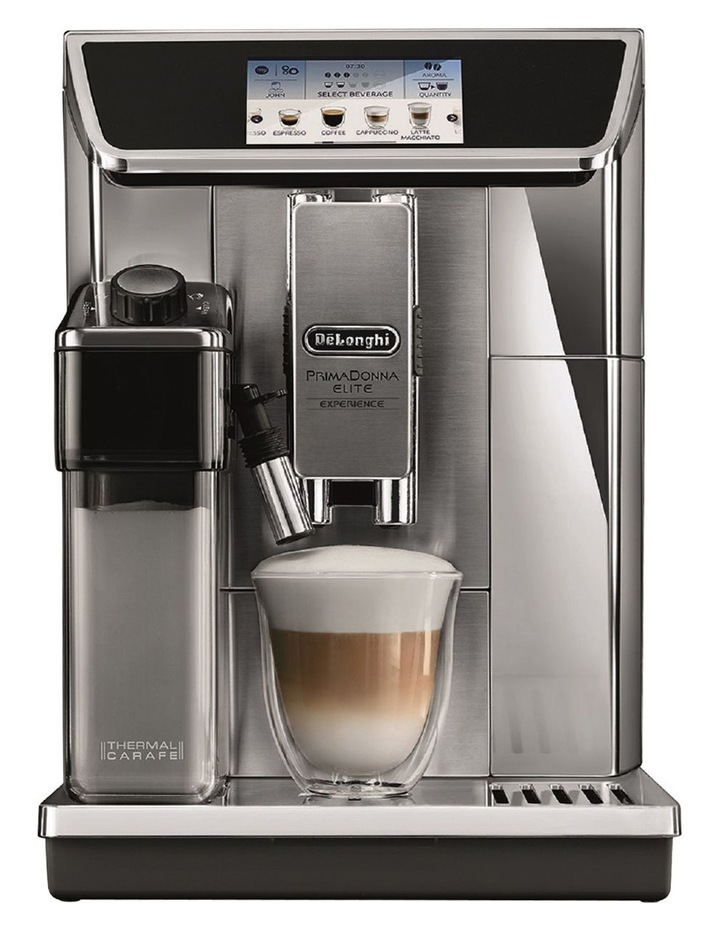 Primadonna Elite Experience Automatic Coffee Machine ECAM65085MS image 1