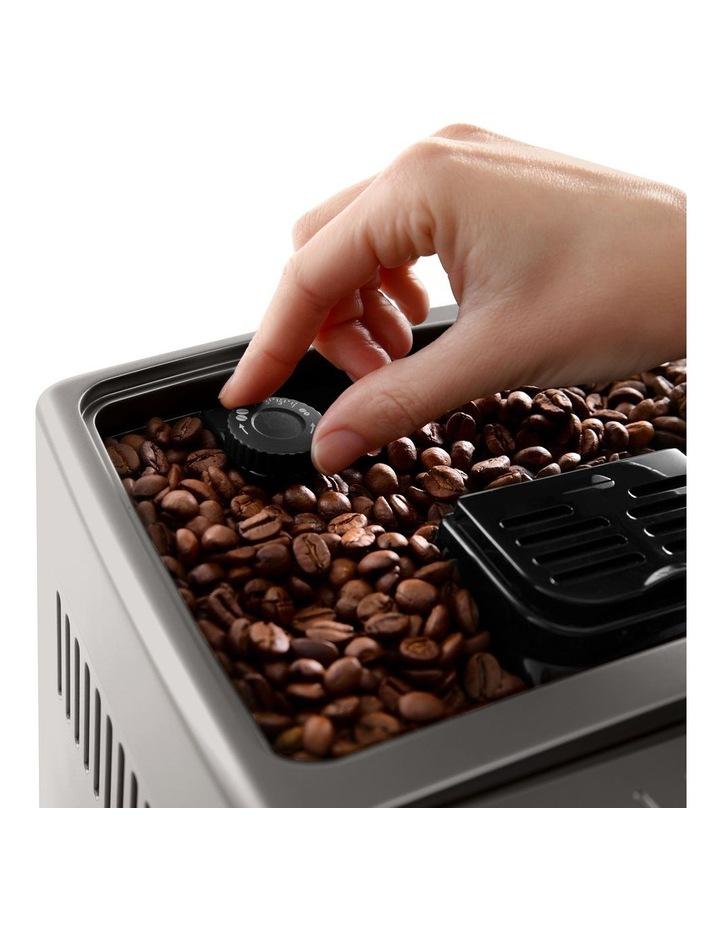 Dinamica Plus Fully Automatic Coffee Machine: Titanium ECAM37095T image 5