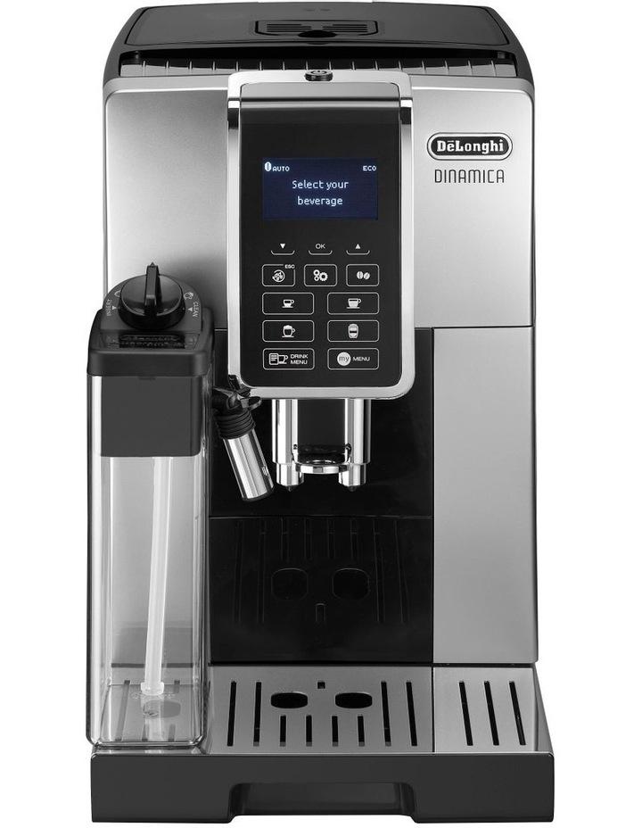Dinamica Coffee Machine Black/Silver ECAM35055SB image 1