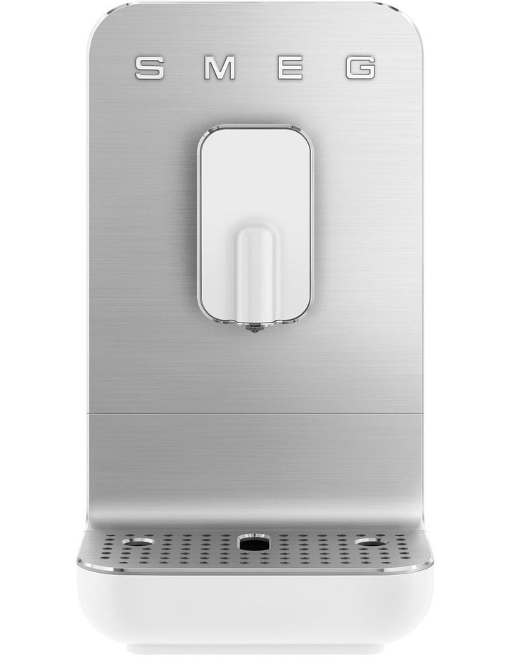 Espresso Afficionado Coffee Machine Matte White BCC01WHMAU image 1