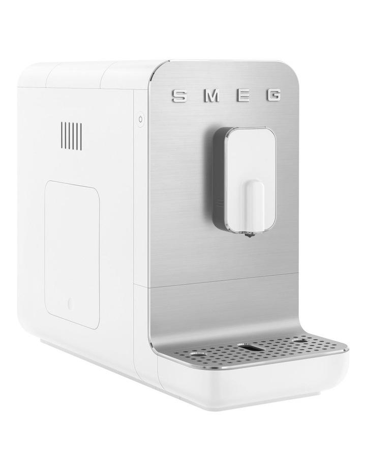 Espresso Afficionado Coffee Machine Matte White BCC01WHMAU image 2