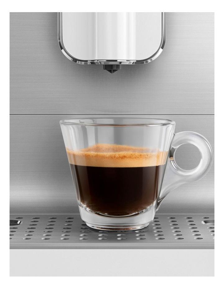 Espresso Afficionado Coffee Machine Matte White BCC01WHMAU image 4