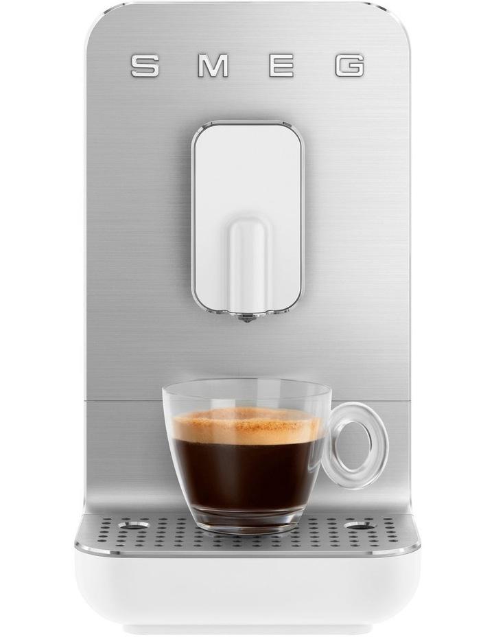 Espresso Afficionado Coffee Machine Matte White BCC01WHMAU image 5