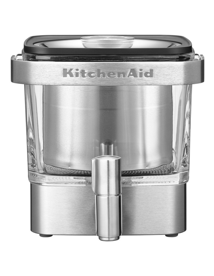 Cold Brew Coffee Machine Stainless Steel KCM4212SX image 1