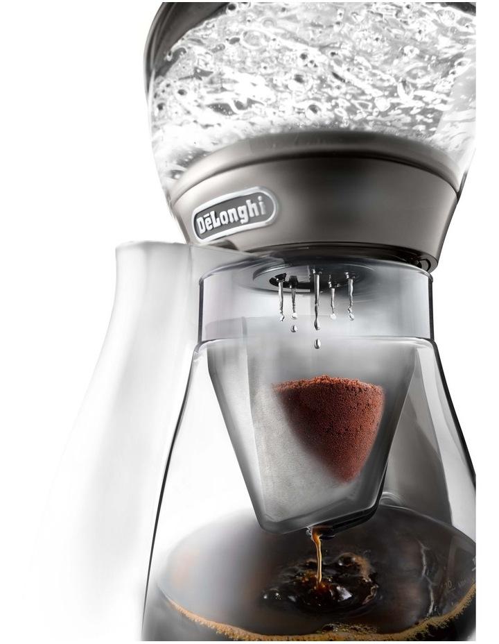 Clessidra Filter Coffee Machine Grey ICM17210 image 4