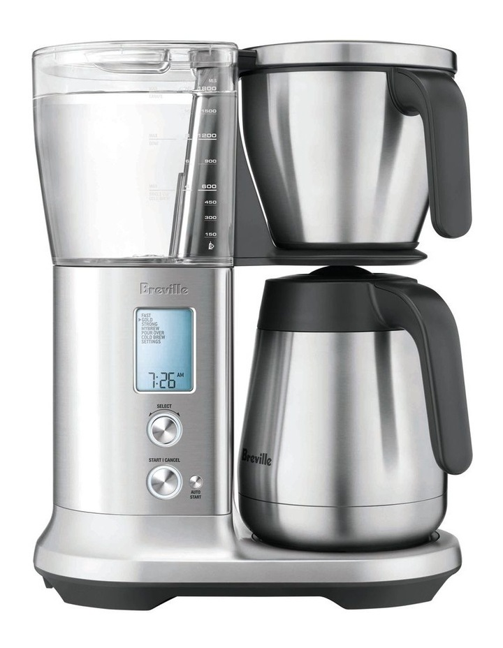 the Precision Brewer filter coffee machine Brushed Stainless Steel BDC455BSS image 1