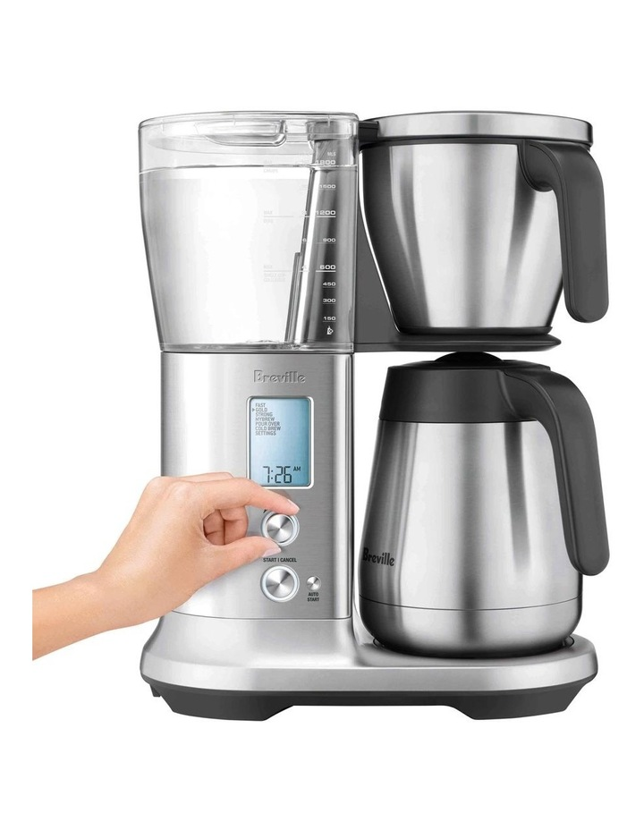 the Precision Brewer filter coffee machine Brushed Stainless Steel BDC455BSS image 2