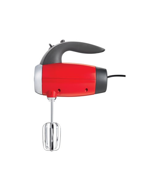 Mixmaster Hand Mixer Toffee Apple Red JM6600R image 2