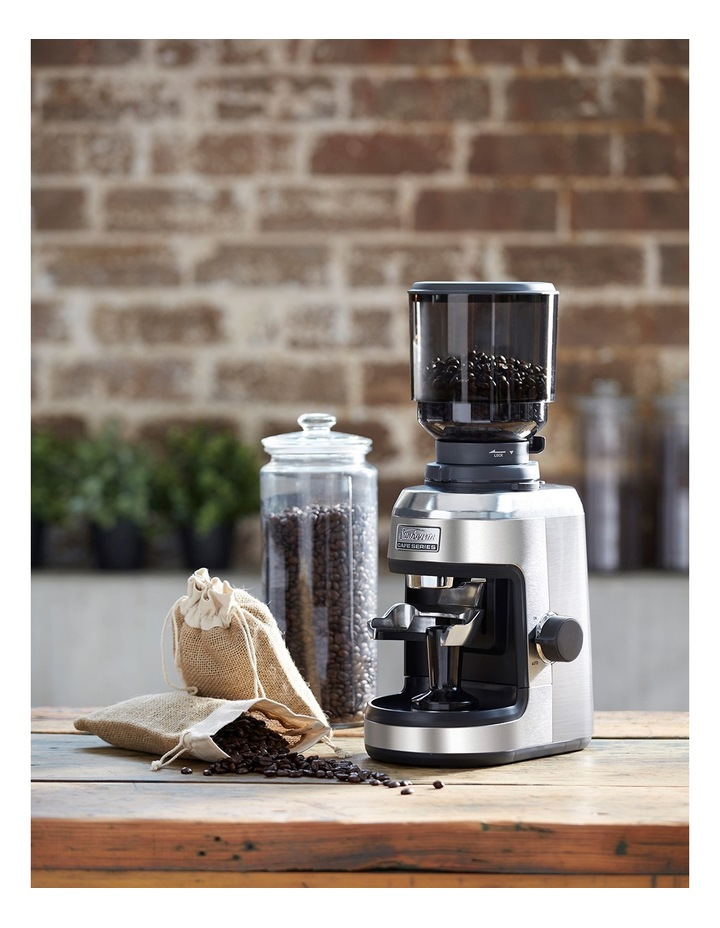 EM0700 Cafe Series Precision Conical Burr Grinder image 2