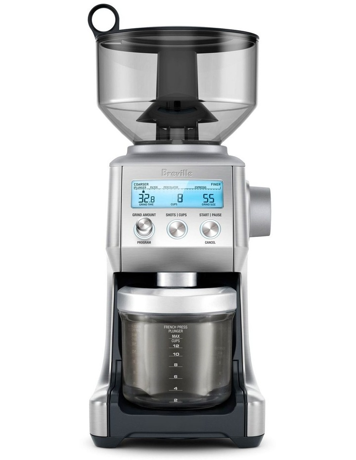 The Smart Grinder Pro Coffee Grinder: Stainless Steel BCG820 image 1