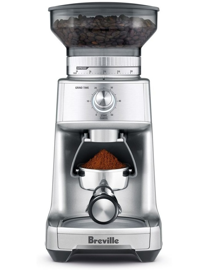 the Dose Control Pro Coffee Grinder Silver BCG600SIL image 2