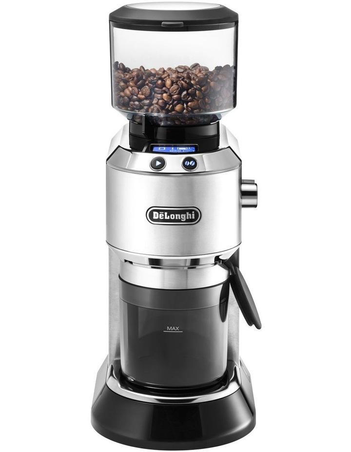Dedica Electric Coffee Grinder: Stainless Steel KG521M image 1