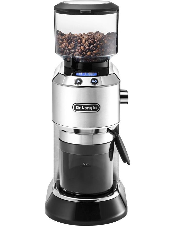 Dedica Electric Coffee Grinder: Stainless Steel KG521M image 2