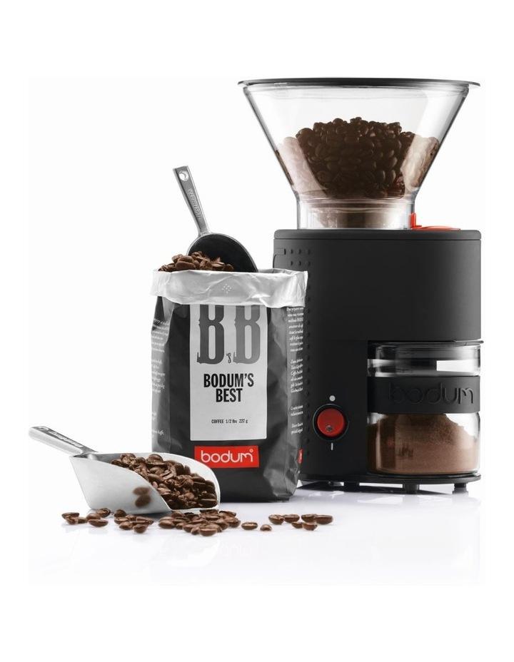 BISTRO Coffee Burr Grinder in Black 10903-01 image 4